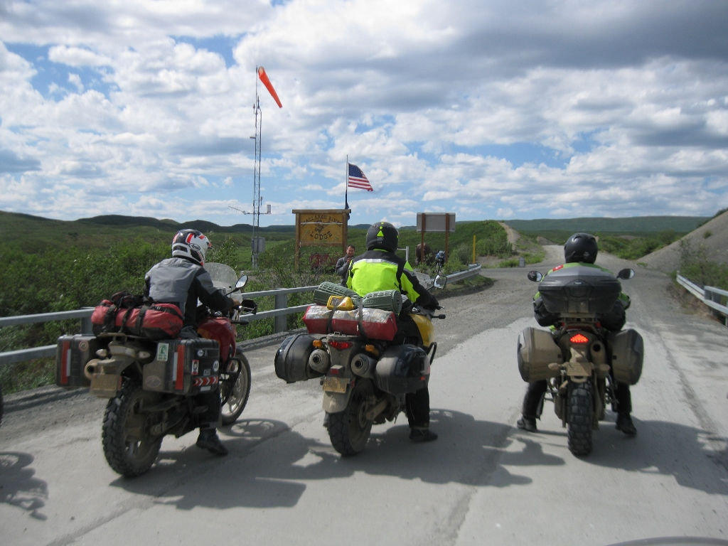 Riders on the Denali